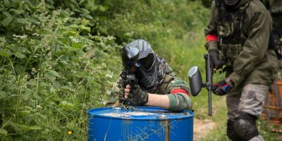 paintball à Montpellier