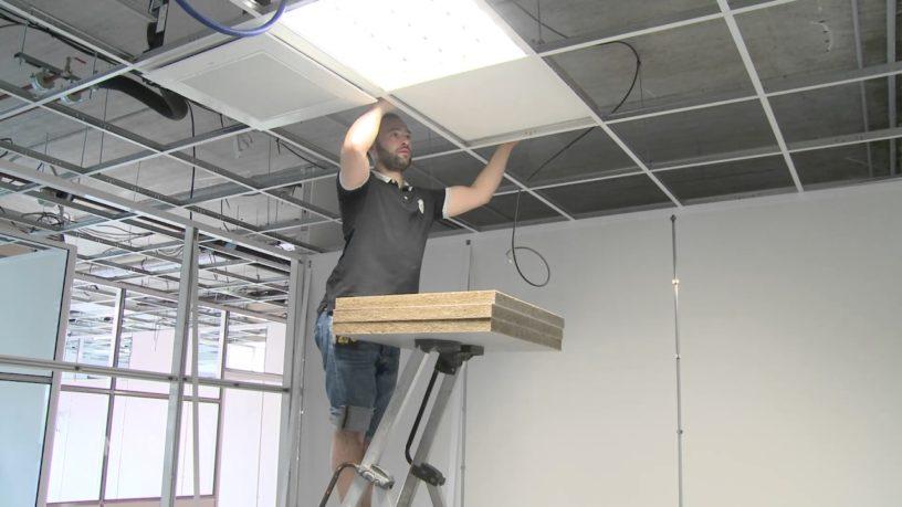 Choisir Le Faux Plafond Bien Approprie A Votre Maison