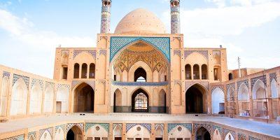 voyage en Iran